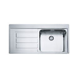 Epos | EOX 211 | Stainless Steel | Sinks