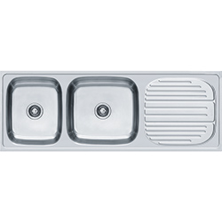 Omni | OMX 621 | Stainless Steel | Sinks