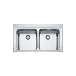 Epos | EOX 220 | Stainless Steel | Sinks