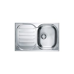 Compact Plus | CPX P 611 780 | Stainless Steel | Sinks
