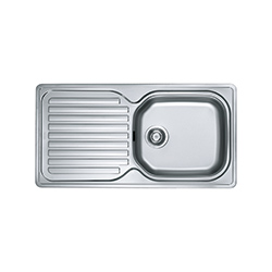 Elba | ELN 611-96 | Stainless Steel | Sinks