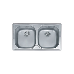 Pacific | PFX 620B | Stainless Steel | Sinks