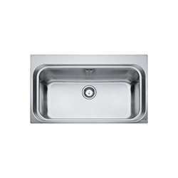 Acquario Line | AEX 610 | Stainless Steel | Sinks