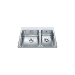 Steel Queen | SQX 620 C-R/T | Stainless Steel | Sinks