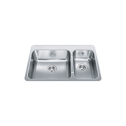 Steel Queen | SQX 620 B-R/T | Stainless Steel | Sinks