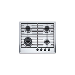 Multi Cooking 600 | FHM 604 3G TC XS E | Aço Inox | Placas