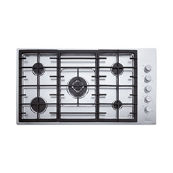 Planar | FHPL 1005 4G TC XS C | Stainless Steel | Cooking Hobs