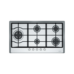 Multi Cooking 900 | FHM 905 4G LTC XS C | Stainless Steel | Cooking Hobs