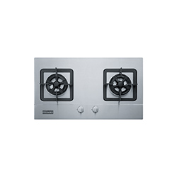 Bi Gas Hob | P0901M | Stainless Steel | Cooking Hobs