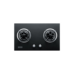 Bi Gas Hob | P0904M | Ceramic Black | Cooking Hobs