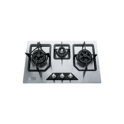 Bi Gas Hob | P0903M | Stainless Steel | Cooking Hobs