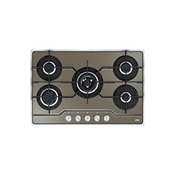 Frames by Franke | FHFS 785 4G TC CH C | Stainless Steel-Glass Champagne | Cooking Hobs
