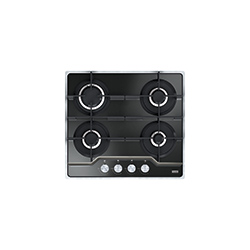 Frames by Franke | FHFS 584 4G BK C | Stainless Steel-Glass Black | Cooking Hobs