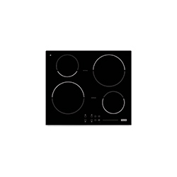 Induction | FH 604-1E 4I T PWL | Glass Black | Cooking Hobs