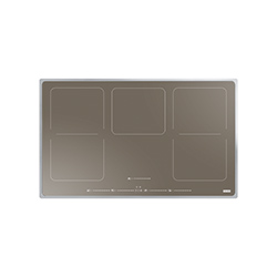 Frames by Franke | FBF INDUCTION 860 X 520 FH FS 865 CH | Stainless Steel-Glass Champagne | Cooking Hobs