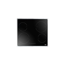 Frames by Franke | FBF INDUCTION 580 X 520 FH FS 584 BK | Stainless Steel-Glass Black | Cooking Hobs