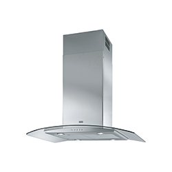 Glass Curved | FGC 925 I XS NP | Stainless Steel-Glass | Hoods