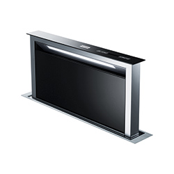Downdraft | FDW 908 IB XS | Stainless Steel-Black | Hoods