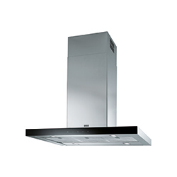 Crystal Touch | FCR 925 I TC BK XS | Stainless Steel-Black | Hoods