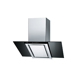 Side Suction Hood | CXW-200-C12P | Stainless Steel-Black | Hoods