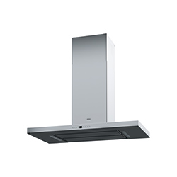 Maris T-Shape | FGB 906 W AC | Stainless Steel-Glass Black | Hoods