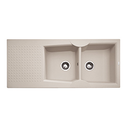 Admiral | ADG 621 | Fragranite Coffee | Sinks
