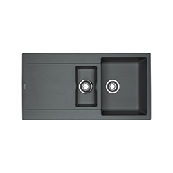 Maris | MRG 651 | Fragranite Graphite | Sinks