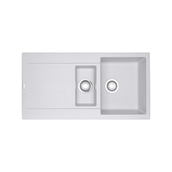 Maris | MRG 651 | White | Sinks