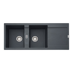 Maris | MRG 621 | Fragranite Graphite | Sinks