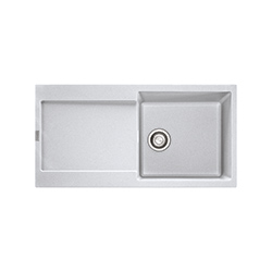 Maris | MRG 611 | Fragranite Polar White | Sinks