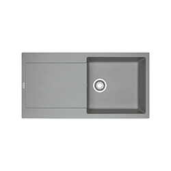 Maris | MRG 611-97 | Fragranite Stone Grey | Sinks