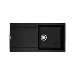 Maris | MRG 611-L | Black | Sinks