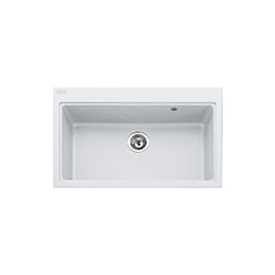 Fiji | KSG 318 | Fragranite Pure White | Sinks