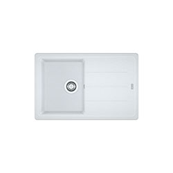 Basis | BFG 611-78 | Fragranite Polar White | Sinks