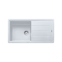 Basis | BFG 611-97 | Fragranite Pure White | Sinks