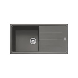 Basis | BFG 611-97 | Fragranite Stone Grey | Sinks