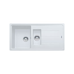 Basis | BFG 651 | Fragranite Polar White | Sinks