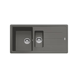Basis | BFG 651 | Fragranite Stone Grey | Sinks