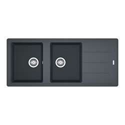 Basis | BFG 621 | Fragranite Graphite | Sinks