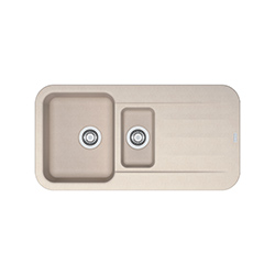 Pebel | PBG 651 | Fragranite Coffee | Sinks