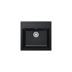 Sirius | SID 210-50 TH | Tectonite Carbon Black | Vaske