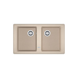 Basis | BFG 620 | Fragranite Oatmeal | Sinks