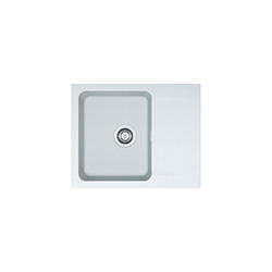 Orion | OID 611-62 | Tectonite® Blanc Artic | Eviers