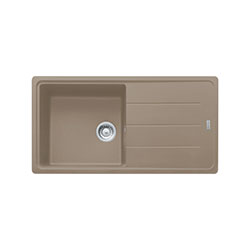 Basis | BFG 611-97 | Fragranite Oyster | Sinks