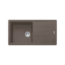 Basis | BFG 611-97 | Fragranit + Taupe | Eviers