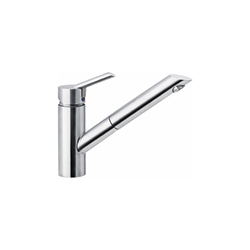 Azimut | Pull Out Nozzle | Chrome | Taps