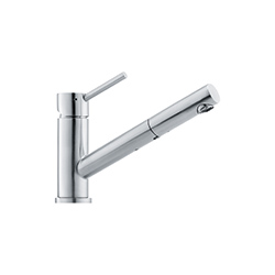 Taros | Pull Out Nozzle | Stainless Steel | Taps