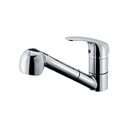 Zeta | Swivel Spout | Chrome | Taps