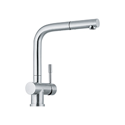 Atlas | Pull Out Nozzle | Stainless Steel | Taps