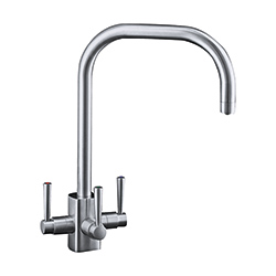Kubus | Filterflow | Chrome | Sink Mixers